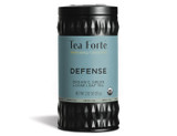 DEFENSE WELL BEING LOOSE LEAF TEA CANISTER