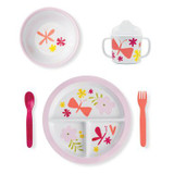 KATE SPADE NEW YOUR BABY GIRL DINING SET