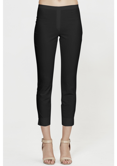 MacJays Paris Capri Pants - Black