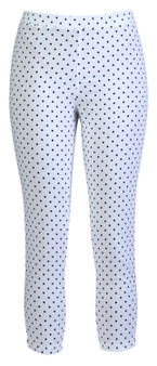 MacJays Paris Printed Crop Pants - Spot