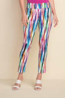 Joseph Ribkoff Multi Colour Pant