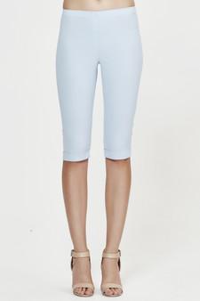 MacJays Womens Paris Short Pant - Chambray (front)