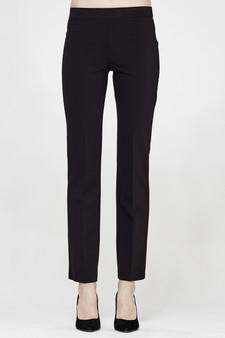 MacJays Women's Ultimate Ponti Straight Leg Pant - Front