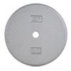 25 lb CAP Standard Cast Iron Plate