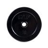 10 pound CAP Standard Rubber Coated Cast Iron Weight Plate