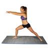 Tone Fitness Yoga Set – Yoga Mat, Yoga Towel, Resistance Training Band
