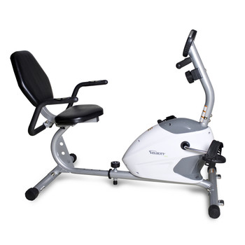 Velocity Exercise Magnetic Recumbent Bike