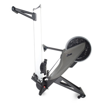 Velocity Exercise Vantage Programmable Rower Folded