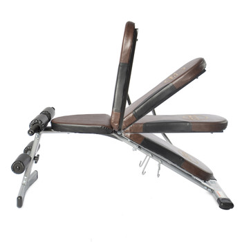 Different positions of the CAP Strength Multi-Purpose FID Bench