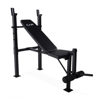 CAP Black Standard Bench