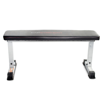CAP Strength Flat Bench, Front View