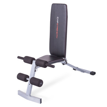 CAP Strength FID Bench, Incline Position