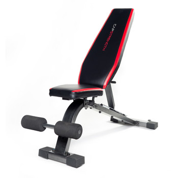 CAP Strength Memory Foam FID Training Bench