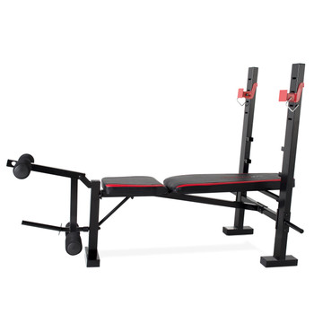 CAP Strength Standard Bench in flat position