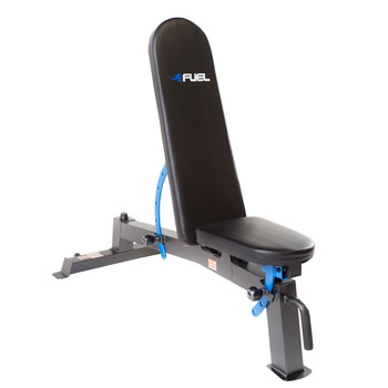 Fuel Pureformance Flat/Incline/Decline Bench
