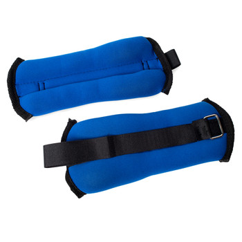 Tone Fitness Ankle/Wrist Weights, Pair, 1 lb Each