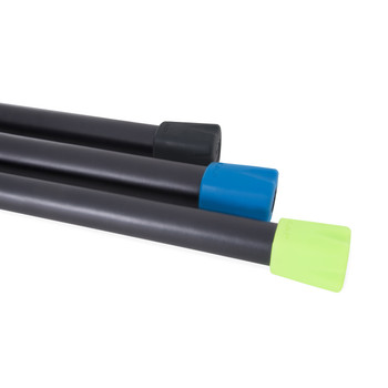 Multiple colors/weights of CAP Weighted Workout Bars