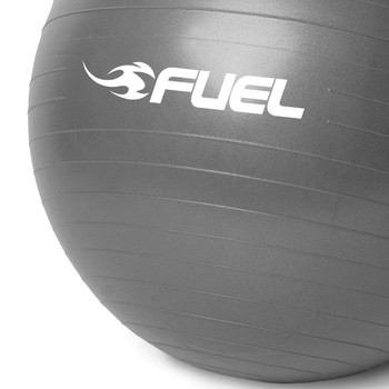 close-up of Fuel Pureformance Premium Anti-Burst Gym Ball, 65 cm