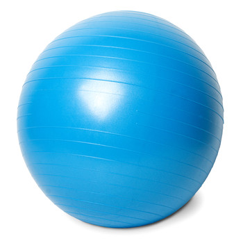 CAP Fitness Gym Ball, Blue, 55 cm