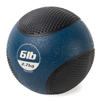 6 pound Fuel Pureformance Dual Texture Medicine Ball