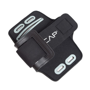 Back side of CAP Phone and MP3 Player Sports Arm Band