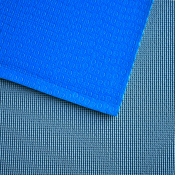 Close-Up of CAP Reversible Yoga Mat