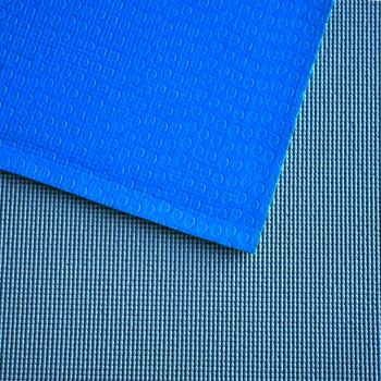 Close-Up of CAP Reversible Yoga Mat