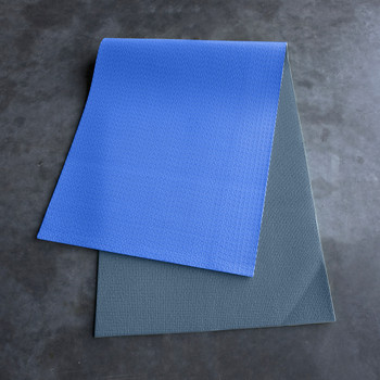 Both Sides of CAP Reversible Yoga Mat