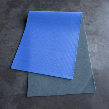 Both Sides of CAP Reversible Yoga Mat