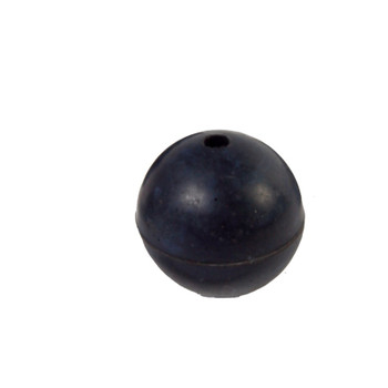 CAP Black Plastic Cable Stopper