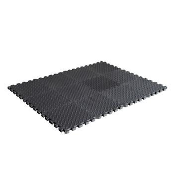 Full View of CAP 12-Piece Puzzle Mat