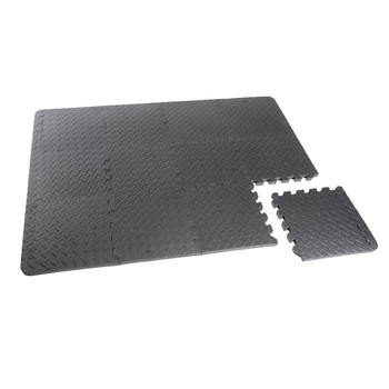 "CAP 12-Piece 12"" x 12"" x 3/4"" High Density Flooring"