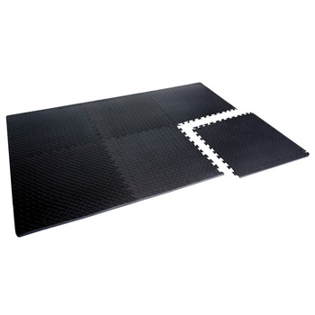 CAP Antimicrobial Treated Puzzle Mat, 24 sq ft