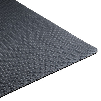 CAP Antimicrobial EVA Foam Mat, close-up