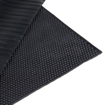CAP 72 inch by 48 inch by 10 mm Rubber Mat, both sides