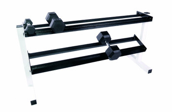 "CAP 50"" Two Tier Dumbbell Rack"