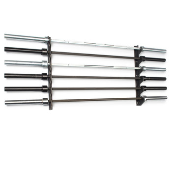 CAP Horizontal 6 Bar Storage Wall Rack