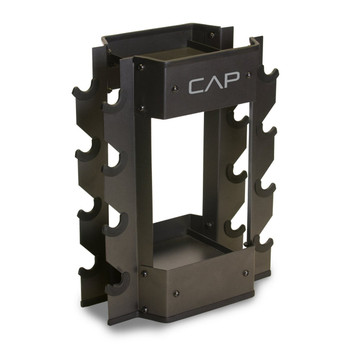 CAP Dumbbell and Kettlebell Storage Rack