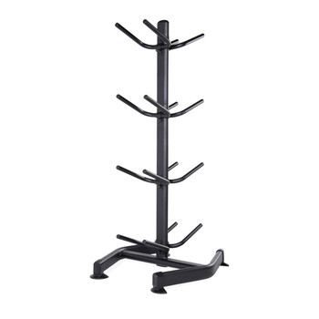 CAP Wall Ball Vertical Rack, Angled View