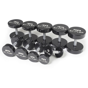 CAP Commercial Urethane Dumbbell Set