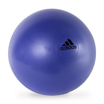 adidas Anti-Burst Gym Ball, Purple, 65 cm