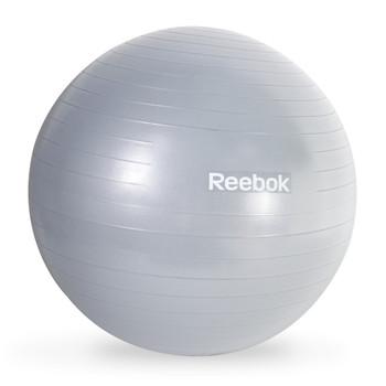 Reebok Anti-Burst Gym Ball, Gray/Blue