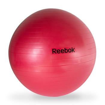 Reebok Anti-Burst Gym Ball, Red