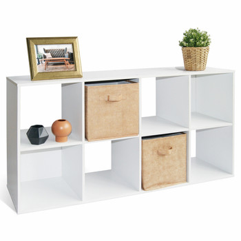 CAP LIVING Cube Room Organizer, Storage Divider, Colors Available in Espresso and White