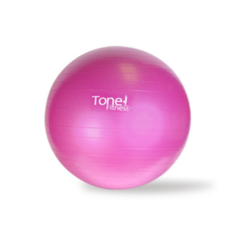 Tone Fitness Yoga Set – Yoga Ball, Yoga Mat, Yoga Block, Yoga Towel, Yoga Strap, Carry Bag, Beaded Jump rope