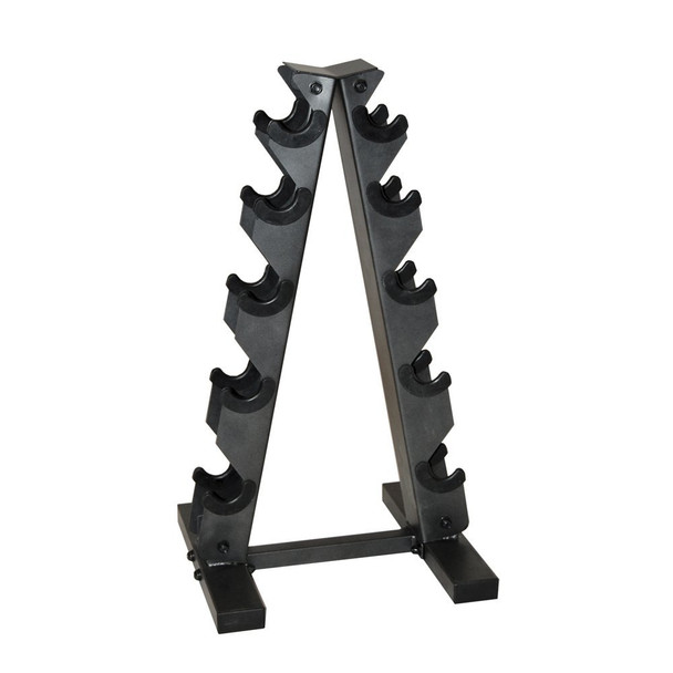 CAP A-style Dumbbell Metal Storage Rack