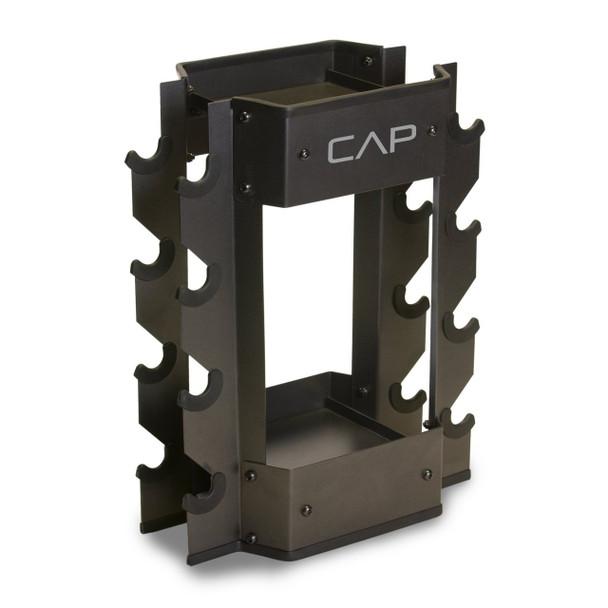 CAP Dumbbell and Kettlebell Storage Rack