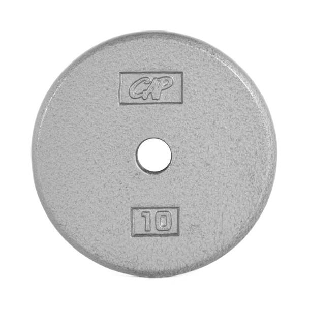 10 lb CAP Standard Cast Iron Plate