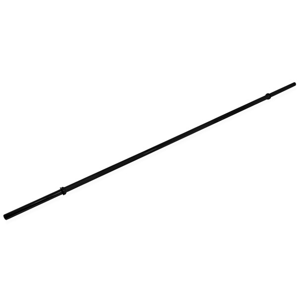 CAP Barbell 72'' Standard 1'' Weight Lifting Bar, Black