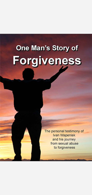 One Man's Story of Forgiveness DVD